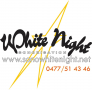 Sonorisation à Namur : White Night