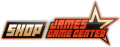 Vente de jeux rétro japonais : Shop James Game Center