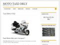 Taxi Moto Orly - Moto Taxi Orly