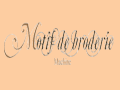 Boutique de motif de broderie machine