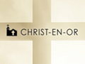Boutique chrétienne : Christ-en-or