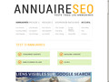 Comparateur d'annuaires SEO : AnnuaireSeo