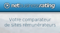 Guide de sites rémunérateurs : NetBusinessRating