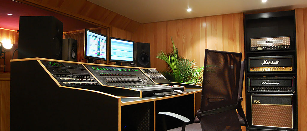 Studio d 39 enregistrement marseille mixage et mastering en ligne studio evertone art - Optimaliseer de studio ...