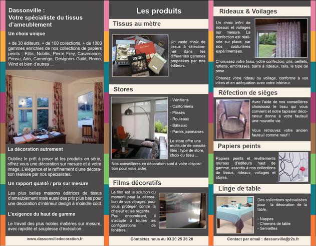 les m dias de magasin d co rideaux stores sur mesure villeneuve d 39 ascq commerces. Black Bedroom Furniture Sets. Home Design Ideas